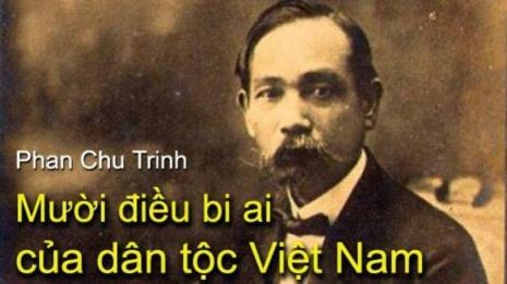 PHAN CHÂU TRINH 10 BI AI