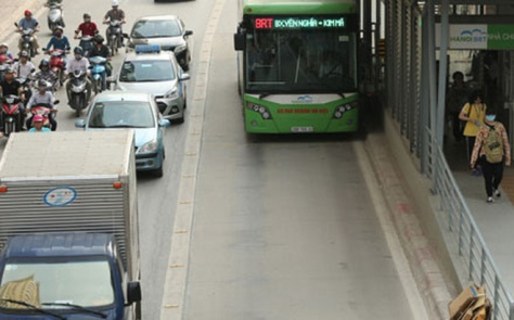 BRT VẮNG KHÁCH