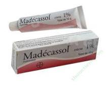 Hình 2 RAU MÁ kem da MADECASSOL