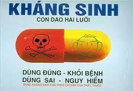 KHÁNG SINH